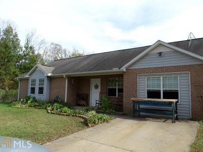 Newnan Single Family Home For Sale: 4200 Corinth Rd