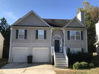 Douglasville GA Single Family Home New: $130,000