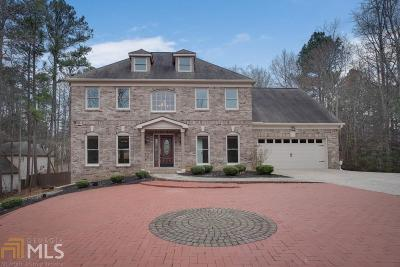 Alpharetta Single Family Home New: 2660 Nesbit Trl