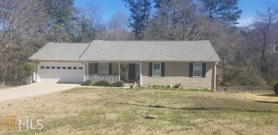 Grayson Single Family Home New: 1354 Cone Cir