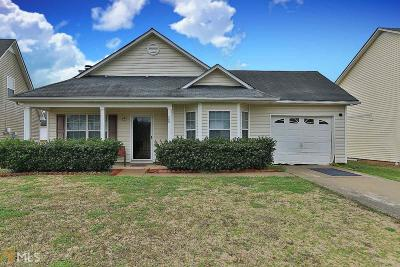 Clayton County Single Family Home New: 163 Woodwind Way