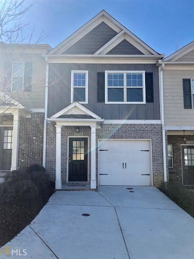 Kennesaw Condo/Townhouse Under Contract: 4004 Cyrus Crest Cir