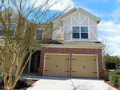 Marietta Condo/Townhouse Under Contract: 1383 SW Park Brooke Cir