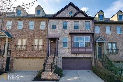 Alpharetta Condo/Townhouse New: 9065 Woodland Trl