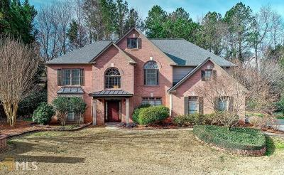 Roswell Single Family Home Under Contract: 3625 Childers Way