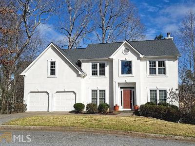 Johns Creek Single Family Home New: 11585 Windbrooke Way