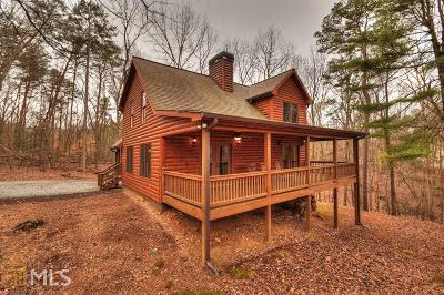 Ellijay Single Family Home New: 89 Nader Ct