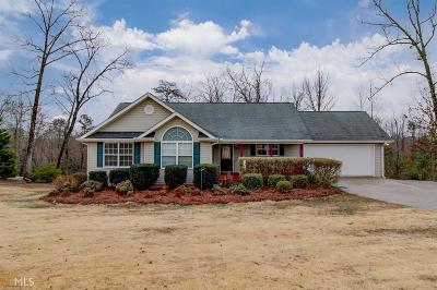 Habersham County Single Family Home Under Contract: 265 Timber Ridge Dr