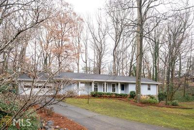 Tucker Single Family Home New: 3693 Windy Ct