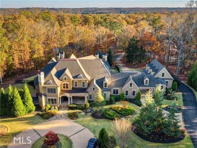 Cherokee County Single Family Home For Sale: 1850 Trinity Church Rd