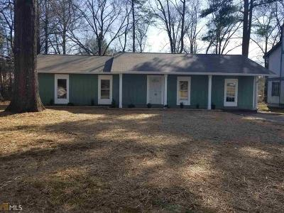 Clayton County Single Family Home New: 20 Old Post Rd
