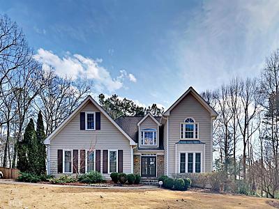 Smyrna Single Family Home New: 631 Concord Rd