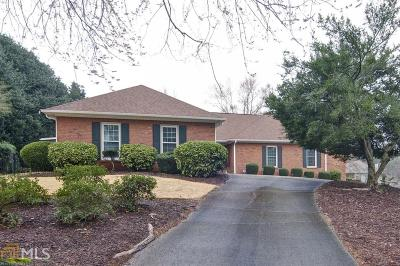 Kennesaw Single Family Home Under Contract: 3169 Country Club Ct