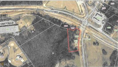 Hall County Commercial New: 4426 Ridge Rd