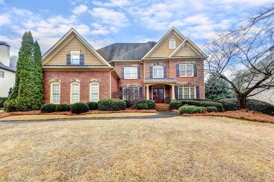 Suwanee Single Family Home New: 9020 Windsor Hill