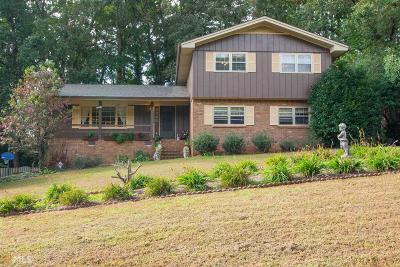 Tucker Single Family Home New: 4755 Darlene Way