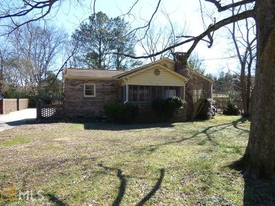 Cartersville Single Family Home New: 214 Etowah Dr