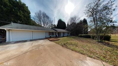 Conyers Single Family Home New: 4766 SE Hull Rd