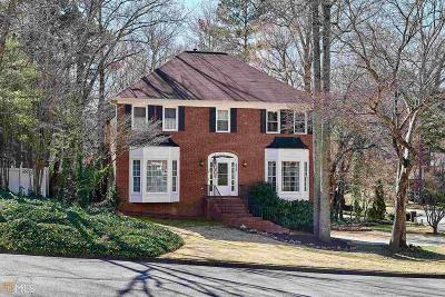 Roswell Single Family Home New: 505 New Cherry