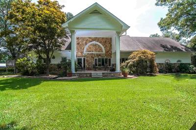 Winder Single Family Home New: 277 Carl Cedar Hill Rd