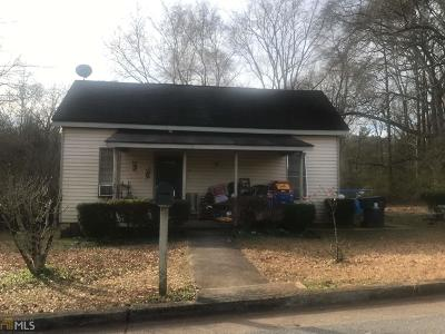 Newnan Single Family Home New: 36 South St