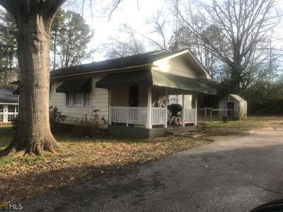 Newnan Single Family Home New: 7 Ozmore