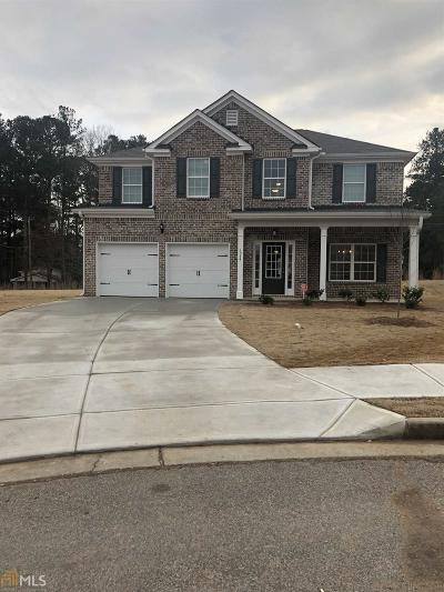 Ellenwood Single Family Home New: 3462 Ashford Loop