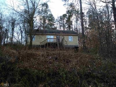 Cartersville Single Family Home New: 37 Lake Top Dr