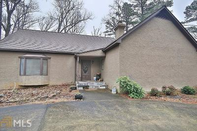 Alpharetta Single Family Home New: 360 Red Bank Rd