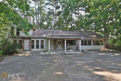 Acworth Single Family Home New: 3310 Dogwood Ln