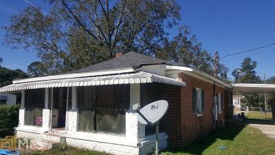 Jeffersonville GA Single Family Home New: $34,950