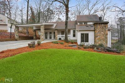 Marietta Single Family Home New: 3756 Shallow Ct