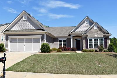 Hoschton Single Family Home New: 6706 Mill Rock Ct