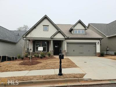 Canton Single Family Home New: 119 Hidden Trail Ct