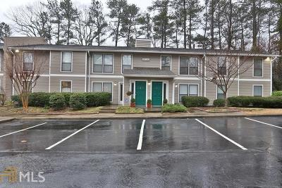 Marietta Condo/Townhouse Under Contract: 407 Wynnes Ridge Cir
