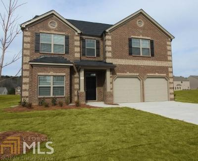 McDonough Single Family Home New: 632 Emporia Loop