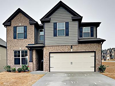 Clayton County Single Family Home New: 5834 Savannah River Rd