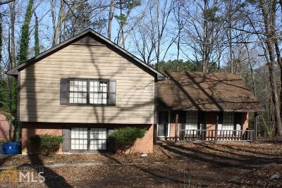 Clayton County Single Family Home New: 6213 Welton Dr