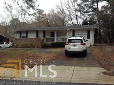 Dacula Single Family Home For Sale: 374 Maxey St