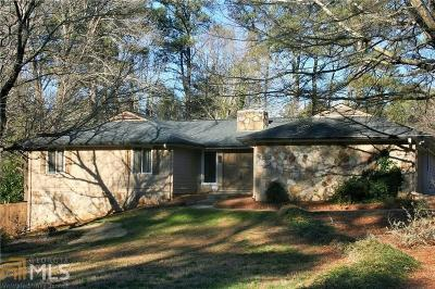 Roswell Single Family Home New: 335 Chaffin Rd #Un 04
