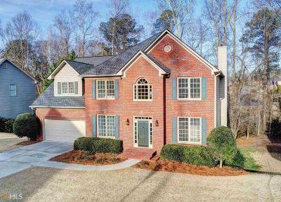 Lawrenceville Single Family Home Under Contract: 1112 Oakhurst