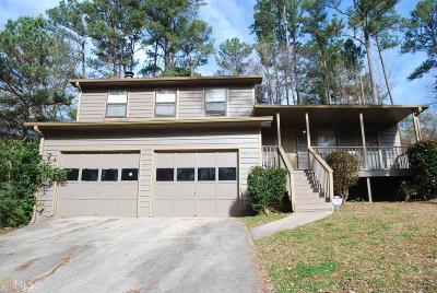 Stone Mountain Single Family Home New: 3514 Sheree Trl