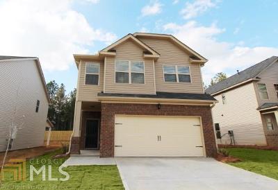 McDonough Single Family Home New: 1630 Labonte Pkwy #Lot#83