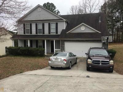 Jonesboro Single Family Home New: 1165 Village Creek