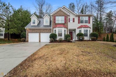 Buford Single Family Home New: 5561 Skylar Creek
