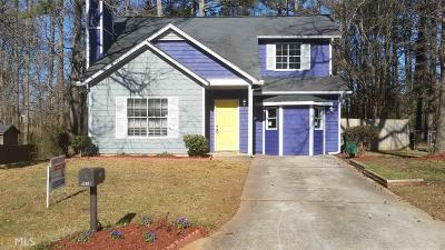 Lithonia Single Family Home New: 5618 Bradley Cir