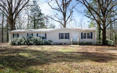 Barnesville Single Family Home New: 588 W Highway 36