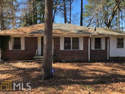 East Point Single Family Home New: 2967 Sylvan Rd