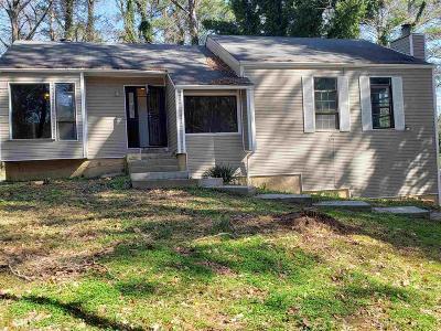 Clayton County Single Family Home New: 1257 Bethsaida Rd