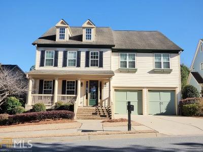 Canton Single Family Home New: 107 Racquet Dr